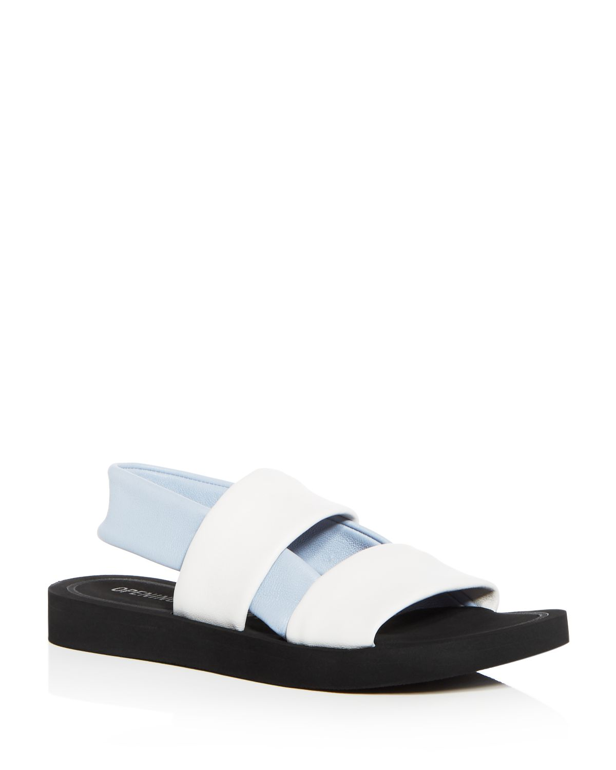 Opening Ceremony Leather Slingback Sandals