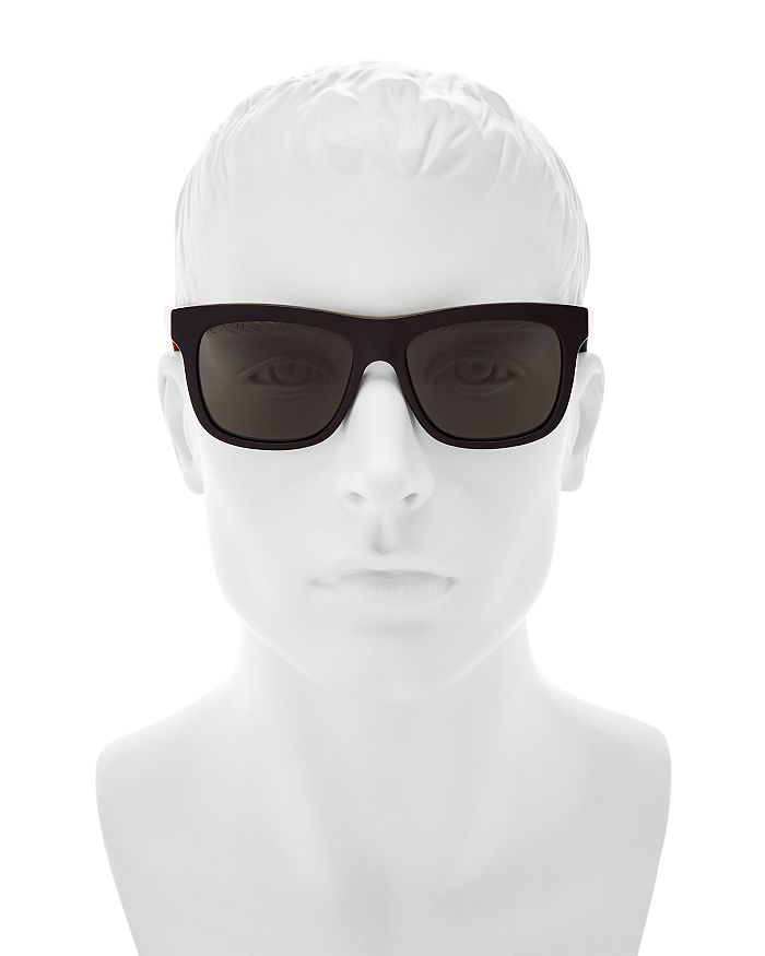 ea6104152 Gucci - Men s Flat Top Color-Block Square Sunglasses