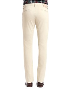 34 Heritage - Charisma Comfort-Rise Classic Straight Fit Twill Pants