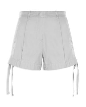 drawstring fitted shorts