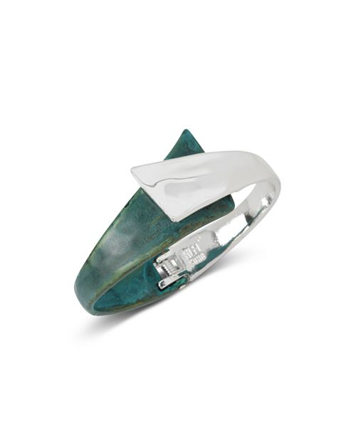 Robert Lee Morris Soho - Bypass Hinge Cuff Bracelet