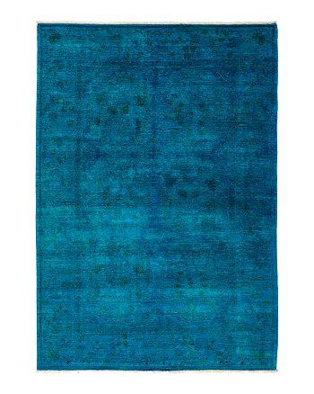 "Solo Rugs - Vibrance Area Rug, 6'1"" x 8'7"""
