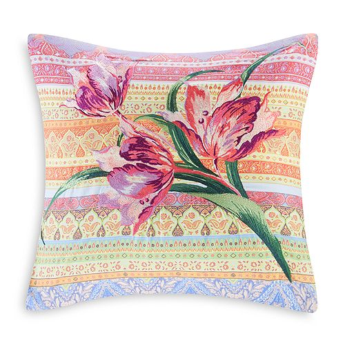 Echo Sofia Embroidered Decorative Pillow 40 X 40 Bloomingdale's Fascinating Echo Decorative Pillows