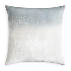 "Kevin O'Brien Studio - Dip-Dye Silk Velvet Decorative Pillow, 20"" x 20"""