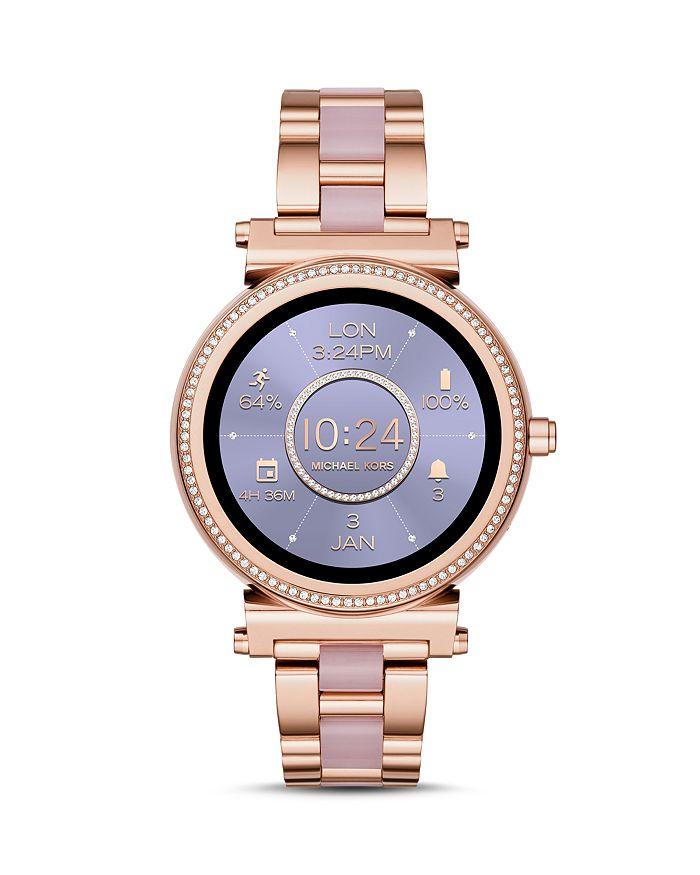 1dc335c55286 Michael Kors - Sofie Touchscreen Smartwatch