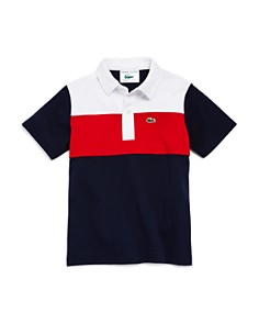 Lacoste Boys' Color-Block Polo - Little Kid, Big Kid - Bloomingdale's_0