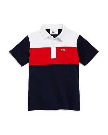 Lacoste - Boys' Color-Block Polo - Little Kid, Big Kid
