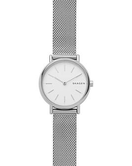 Skagen - Signatur Stainless Steel Slim Watch, 30mm