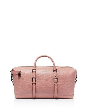 Ted Baker - Ragmar Palmelato Leather Holdall Duffel Bag