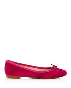 Bloomingdale's - Women's Kacey Satin Ballet Flats - 100% Exclusive