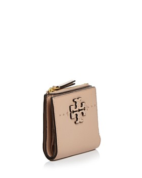 Tory Burch - McGraw Mini Foldable Leather Wallet