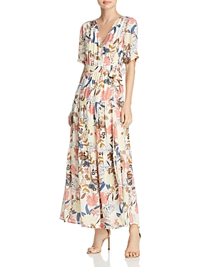 Beltaine Printed Maxi Wrap Dress - 100% Exclusive