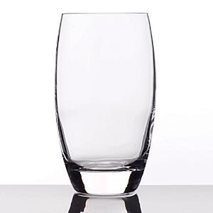 Luigi Bormioli Crescendo 20 oz. Highball Glasses, Set of 4