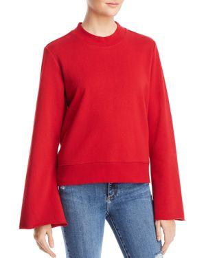 Nobody Belle Flared-Sleeve Sweatshirt