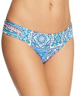 Nanette Lepore Ensenada Tile Siren Bikini Bottom - 100% Exclusive