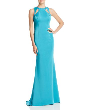 Jovani Fashions - Illusion Mermaid Gown - 100% Exclusive