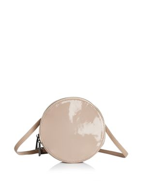 DEUX LUX PATENT BELT BAG
