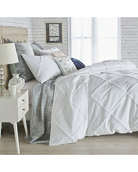 Peri Home - Chenille Lattice Comforter Sets