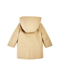 Burberry - Unisex Mini Bradley Trench Coat - Baby