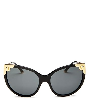 Dolce&Gabbana - Women's Oversized Cat Eye Sunglasses, 60mm