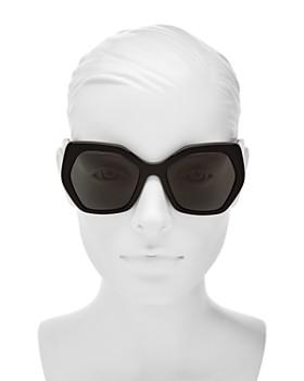 7a8f5c5529 ... 54mm Prada - Women s Round Sunglasses