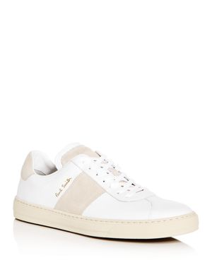 Paul Smith Men's Levon Leather Lace Up Sneakers