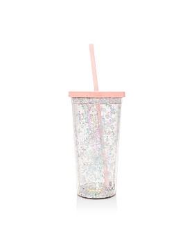 ban.do - Glitter Bomb Deluxe Sip Sip Tumbler with Straw