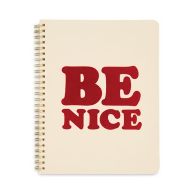 $ban.do Be Nice Rough Draft Mini Notebook - Bloomingdale's