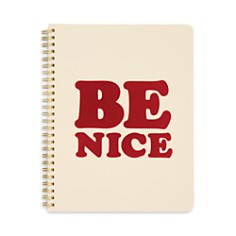 ban.do Be Nice Rough Draft Mini Notebook - Bloomingdale's_0