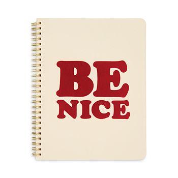 ban.do - Be Nice Rough Draft Mini Notebook