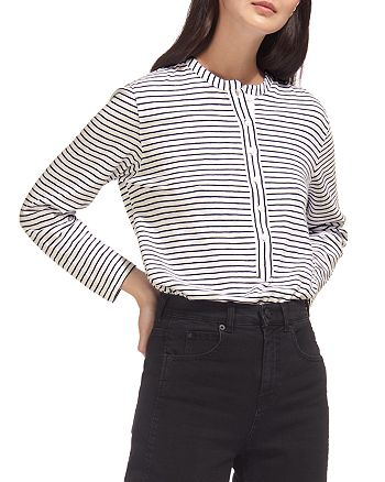 Whistles - Striped Jersey Shirt