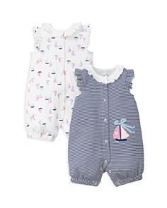 Little Me Girls' Sailboat Rompers, Set of 2 - Baby - Bloomingdale's_0