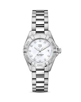 TAG Heuer - Aquaracer Diamond Watch, 27mm