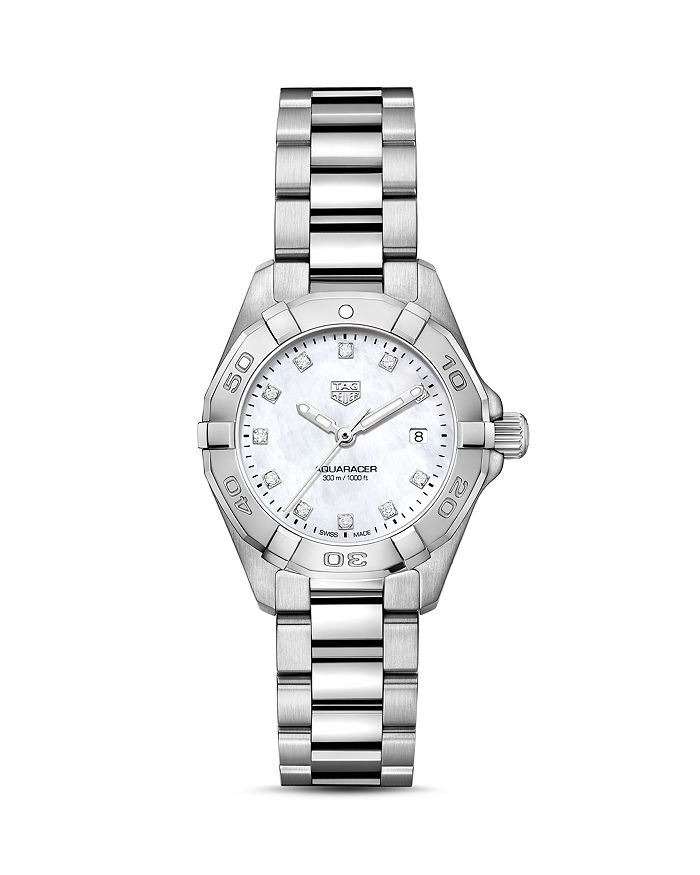 TAG Heuer - Aquaracer Diamond Watch, 27mm
