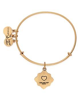 Alex and Ani - Grandmother Expandable Wire Bangle Bracelet