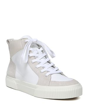 Vince Women's Kiles Suede & Leather High Top Lace Up Sneakers 2878648