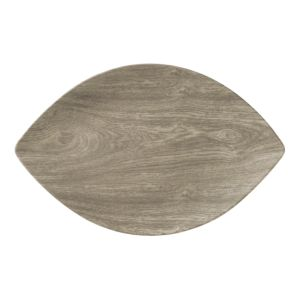 Merritt Heartwood Leaf Melamine Serving Tray