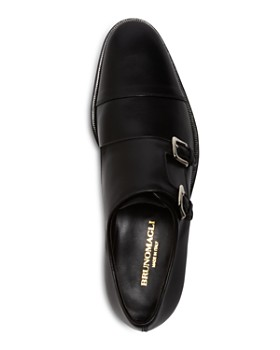 Bruno Magli - Men's Mico Monk Strap Loafers
