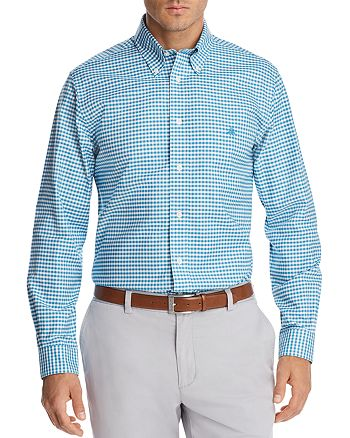 Brooks Brothers - Gingham Regular Fit Button-Down Shirt