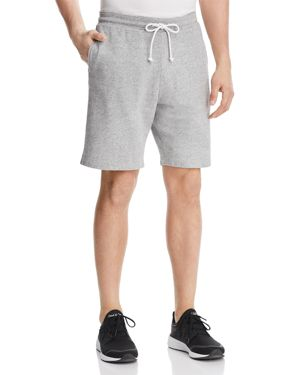 M SINGER FRENCH TERRY SHORTS