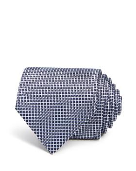 Emporio Armani - Check Stitch Classic Tie