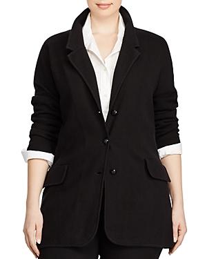 Lauren Ralph Lauren Plus Knit Sweater Blazer plus size,  plus size fashion plus size appare