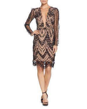 Dress the Population Jamie Embellished Dress
