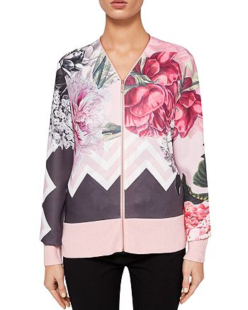 Ted Baker - Pakrom Palace Gardens Zip Cardigan