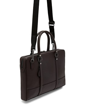 Ted Baker - Awol Leather Document Bag