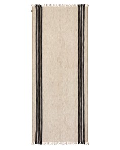 Emporio Armani Striped Skinny Scarf - Bloomingdale's_0