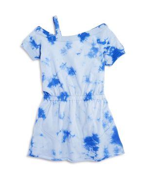 Splendid Girls' Tie-Dye Asymmetrical Dress - Little Kid 2888538