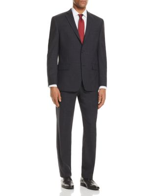 Plaid with Windowpane Classic Fit Dress Pants - 100% Exclusive