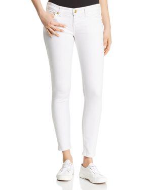 True Religion Casey Super Skinny Jeans in Optic White 2888700