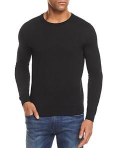 BOSS Fabello-D Cotton Crewneck Sweater - Bloomingdale's_0